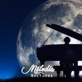 Melodia Nocturna de Piano Suave Relajante