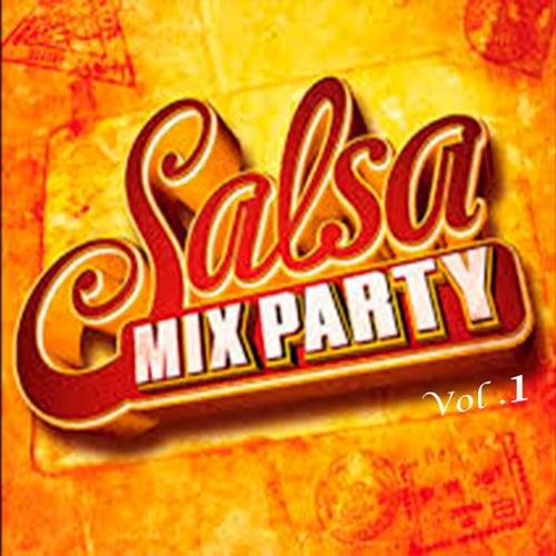 Salsa Mix Party (Vol .1) de Monchy & Alexandra