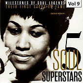 Milestones of Soul Legends: Five Soul Superstars, Vol. 9 di Jackie Wilson