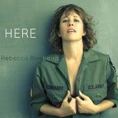 Here by Rebecca Blasband