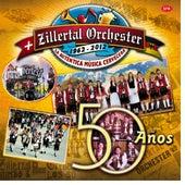 50 Años von Zillertal Orchestre