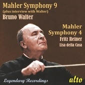 Symphonies Nos. 4 and 9 by Various Artists