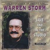 Live and in the Studio de Warren Storm