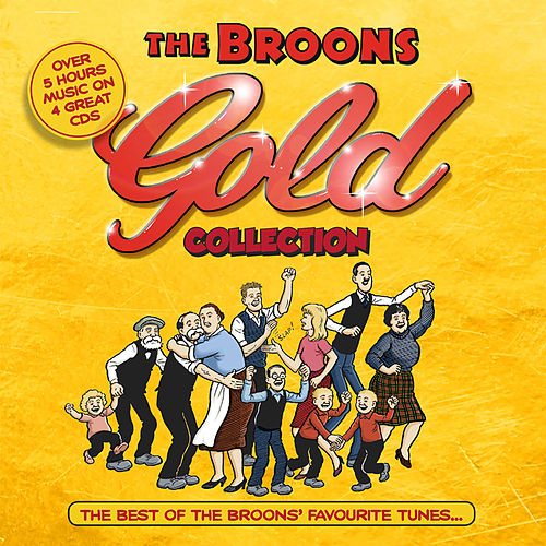 The Broons Gold Collection de Various Artists