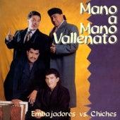 Mano a Mano Vallenato de Various Artists