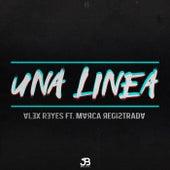 Una Linea (feat. Marca Registrada) de Alex Reyes