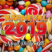 Karneval 2019 - Mega Party Hits von Various Artists