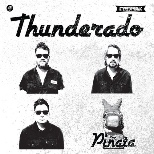 Piñata de Thunderado