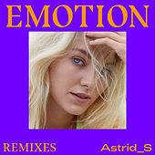 Emotion (Remixes) van Astrid S