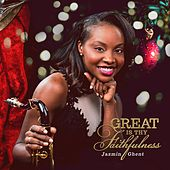 Great Is Thy Faithfulness by Jazmin Ghent