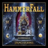 Legacy of Kings 20 Year Anniversary Edition von Hammerfall