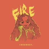 Fire de Corduroy