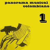 Panorama Musical Colombiano, Vol. 1 de Various Artists