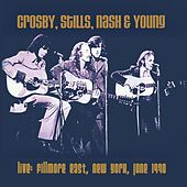 Live: Fillmore East, New York June 1970 de Crosby, Stills, Nash and Young