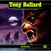 Folge 33: Verflucht von Tony Ballard