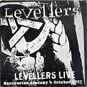 Levellers Live (Manchester Academy 4/10/93) de The Levellers