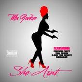 She Ain't by Ma Barker