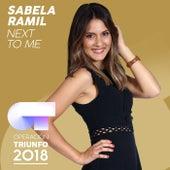 Next To Me (Operación Triunfo 2018) by Sabela Ramil
