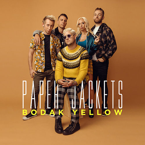 Bodak Yellow by Paper Jackets
