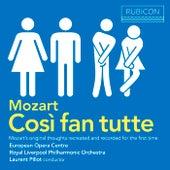Mozart: Cosi fan tutte de Royal Liverpool Philharmonic Orchestra