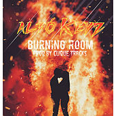 Burning Room von Altó Keyz