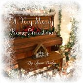 A Very Merry Piano Christmas by Jamie Bailey