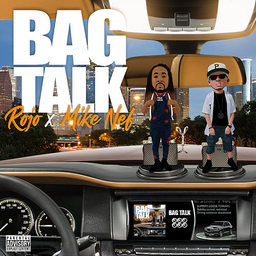 Bag Talk - EP de Rojo