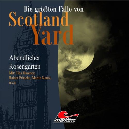Folge 14: Abendlicher Rosengarten von Die größten Fälle von Scotland Yard