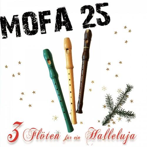 3 Flöten für ein Halleluja von Mofa 25