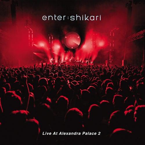 Live At Alexandra Palace 2 von Enter Shikari