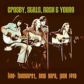 Live: Lakehurst, New York City, June 1970 von Crosby, Stills, Nash and Young