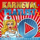 Karneval Playlist 2019 (Party Schlager Hits der Stars zum Feiern vom Fasching bis zum Apres Ski 2018) by DJ Karneval