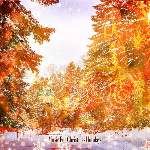 Music for Christmas Holidays von Stevie Wonder