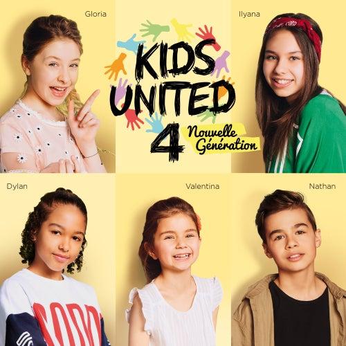 Au bout de nos rêves de Kids United nouvelle génération