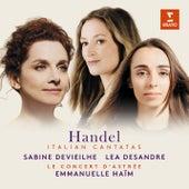 Handel: Italian Cantatas von Emmanuelle Haïm