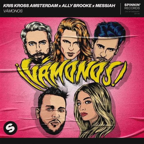 Vámonos van Kris Kross Amsterdam