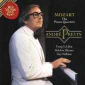 Mozart: Piano Quartet in G Minor, K. 478 & Piano Quartet in E-Flat Major, K. 493 de André Previn