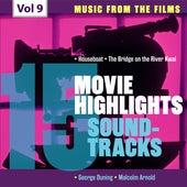 Movie Highlights Soundtracks, Vol. 9 de Various Artists