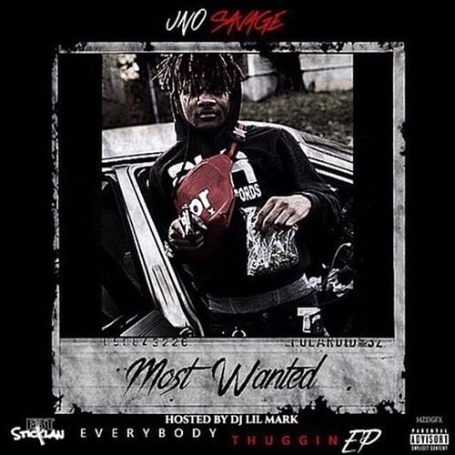 Everybody Thuggin - EP by Uno Savage