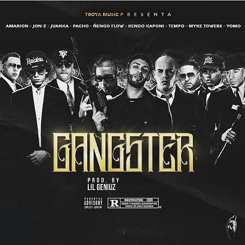 Gangster by Amarion