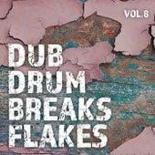 Dub Drum Breaks Flakes, Vol. 8 von Various Artists