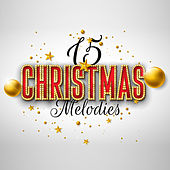 15 Christmas Melodies by The Merry Christmas Players