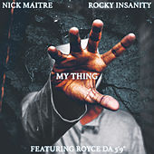 My Thing de Nick Maitre