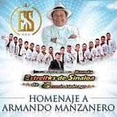 Homenaje a Armando Manzanero by Banda Estrellas de Sinaloa de Germán Lizárraga