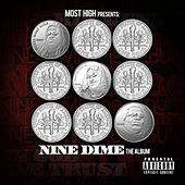Nine Dime The Album by Carolina Torch