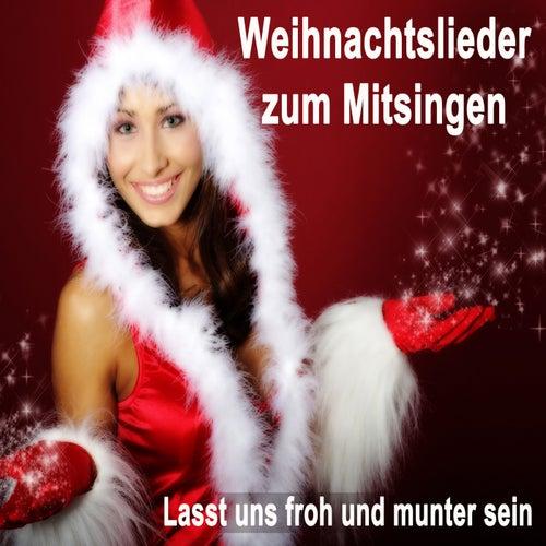 Party Weihnachtslieder.Weihnachtslieder Zum Mitsingen Lasst Uns Froh Und Von Ho Ho Ho