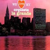 We Love New York de Orquesta La Grande