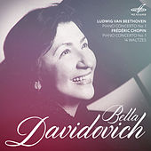 Bella Davidovich. Beethoven, Chopin by Bella Davidovich