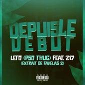 Depuis le début (feat. Z17) de Leto
