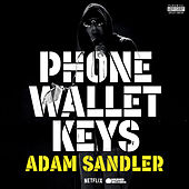Phone Wallet Keys von Adam Sandler